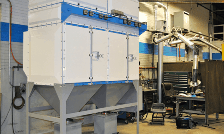 Custom Dust Collection & Filtration Services